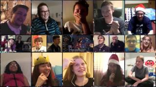 Doctor Who 9x13 - The Husbands of River Song - 12 enters the TARDIS (Reactions Mashup)
