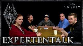 Skyrim - Expertentalk mit Dennis, Wolf, Steffen, Elli von Artcore Cosplay & Kai Schober von Bethesda