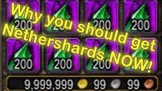 How to Turn Nethershards into Gold   WoW Legion Gold  Farming 7.3.2 (World of Warcraft Gold Guide)