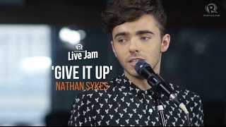 Nathan Sykes - 'Give It Up'