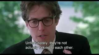 Four Weddings and a Funeral: 1st Wedding (Subtitled)