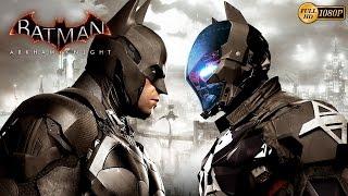 Batman Arkham Knight Pelicula Completa Español 1080p (Game Movie 2015)