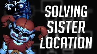 Solving Five Nights at Freddy's: Sister Location