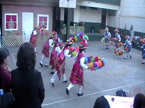 DANZA DE ARCOS Y TEJEDORES DE PUEBLA