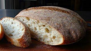 Sourdough Bread - Part 2: The Loaf