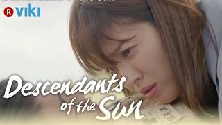 Descendants of the Sun - EP3 | Song Joong Ki Plays Mine Trick On Song Hye Kyo [Eng Sub]