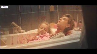 """الصياد - إنهيار """" يوسف الشريف """" لحظة رؤيته لزوجته وابنته مقتولين بداخل حمام المنزل -الحلقة 6"""