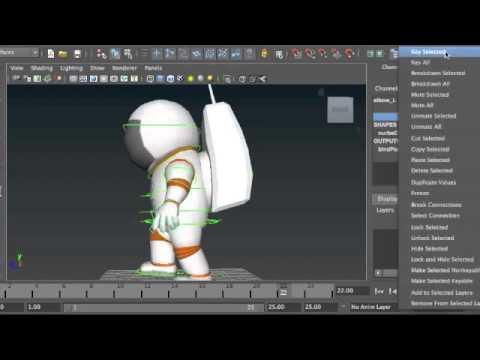 3D Animation Tutorial clip47