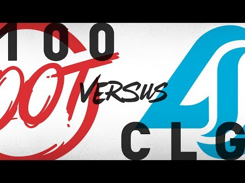 Xxx Mp4 100 Vs CLG Week 6 Day 2 NA LCS Summer Split 100 Thieves Vs Counter Logic Gaming 2018 3gp Sex