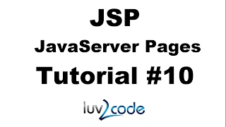 JSP Tutorial #10 - JSP Hello World
