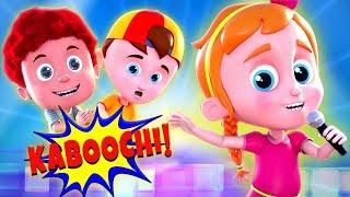 kaboochi الرقص | اغنية رقص اطفال | اغنية اطفال | Kaboochi | Kids Tv Arabic | أغاني أطفال صغار