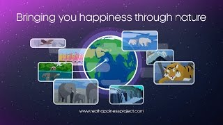 Nature Makes You Happy - Real Happiness Project - BBC Earth Unplugged