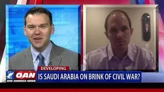 Is Saudi Arabia on brink of Civil War?