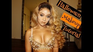 Mermaid Makeup Tutorial | Jilly Anais