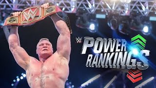 Did Brock Lesnar conquer WWE