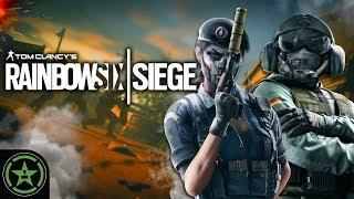 Let's Play - Rainbow Six: Siege - Sneaky Cav - AH Live Stream