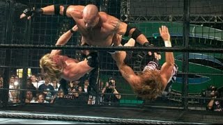 Shawn Michaels vs Triple H vs Kane vs Rob Van Dam and more Championship Survivor Series 2002