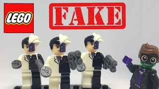 Just how good are fake LEGO minifigures? [Experiment]