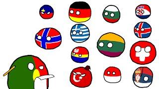 Alternate Future of Europe #6: Headshot (Fully Animated!)