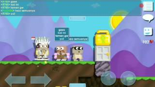 Growtopia Indonesia || Dirt Ke DL #2 Experimen Farm Baru