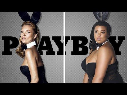 Xxx Mp4 Plus Size Women Re Create Playboy Covers 3gp Sex