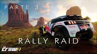 🚙 The Crew 2: Iniciando Off Road Rally | Gameplay Parte 3 de The Crew 2 em Português PT-BR - Zerando