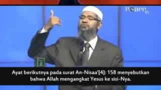 Gila !! Gadis Cantik kristen bikin HARU+SEDIH di Dr Zakir Naik of Debat  Akhirnya masuk islam