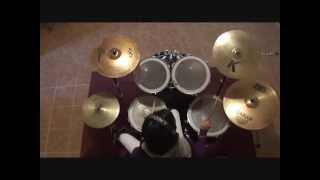 Evanescence - Bring me to life (Drum Cover / Cover Bateria) - Sandra Sanchez