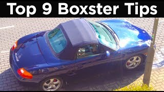 9 tips for owning a Porsche Boxster 986 | Road and Race S02E05