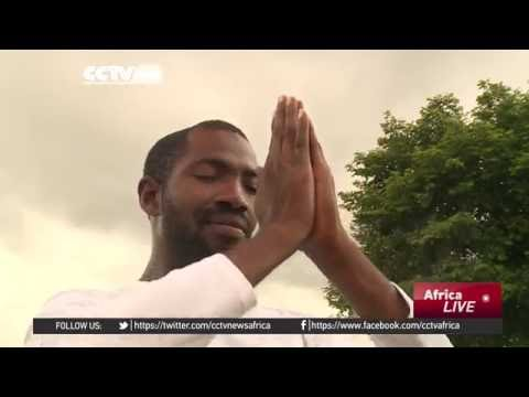 Nigerian fitness group promotes Chinese Tai Chi