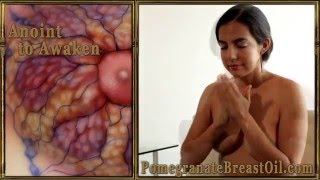Self Massage Breasts - Stream Full video at http://www.HowToSelfMassageYourBreastsVideo.com