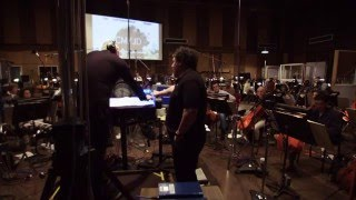 Behind The Scenes on The Jungle Book (Music Score) - Disney Live Action 2016 Movie