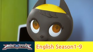 [English ver.dub ]MINIFORCE Season1 Ep9: There's Something about Ipas!