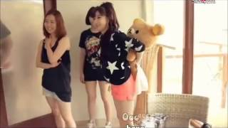 [Vietsub][Fanmade] Various Artists Witch doctor ( 2NE1 funny moments in Jeju & Philip) [21 Team]