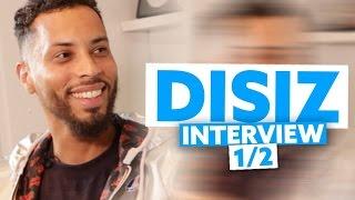 Interview Disiz 1/2 : Le secret de sa longévité, ses virages artistiques, sa vision de la musique...