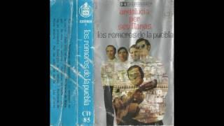 Los Romeros de la Puebla   Andalucia por Sevillanas    Cassette   1971    01    Sus caracoles