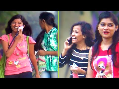 Complimenting Girls (You Are Beautiful) Prank  | TamashaBera (Pranks In India)