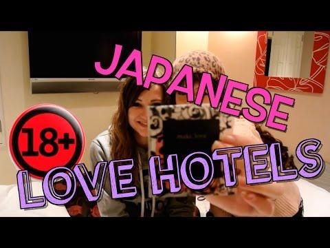 LOVE Hotels in Japan ♥ ラブホに行ってみました!