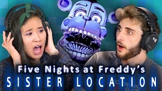 FIVE NIGHTS AT FREDDY
