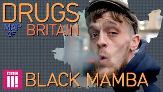 Black Mamba in Wolverhampton | Drugs Map of Britain