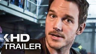 JURASSIC WORLD 2: Fallen Kingdom First Look & Trailer Teaser (2018)