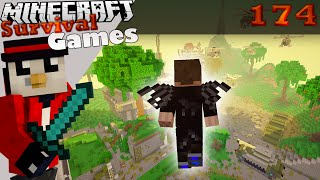 Minecraft Survival Games   Cum sa zbori in minecraft! #174