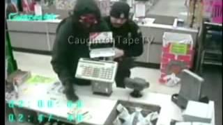 حرامي غير محظوظ بس الشرطي رخمة