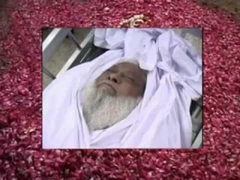 Funeral of Dr Israr Ahmed rehmatullah e alyh