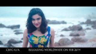 Kshanam   Cheliya Song Teaser   Adivi Sesh, Adah Sharma - industryhit.com