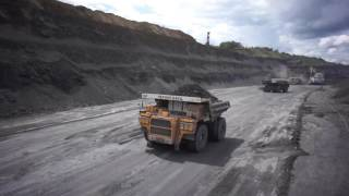 BELAZ 75710: The biggest dump truck in the World!