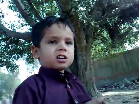 Punjabi funny Interview of a little Pakistani child.flv