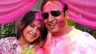 Bollywood Holi parties flashback