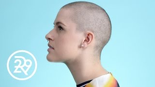 No Hair, Don't Care: Women Talk About Shaving Their Heads | Get Real | Refinery29