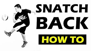 How to Snatchback - Streetball move tutorial